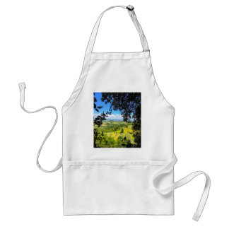 The Calm in Tuscany Photo Print Standard Apron
