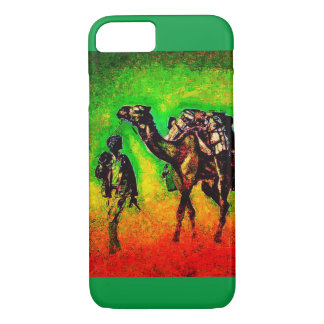 The Camel iPhone 7 case