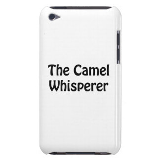 the camel whisperer barely there iPod case