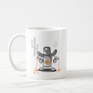 The Can ( cowboy ) Coffee Mug