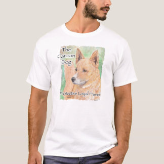 The Canaan Dog T-Shirt