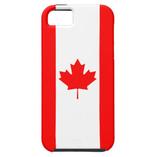 The Canadian Flag, Canada iPhone 5 Cover