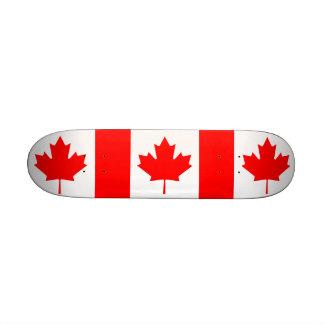 The Canadian Flag - Canada Souvenir Custom Skateboard