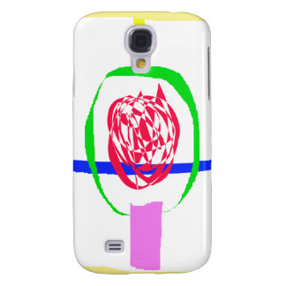 The Candle and Lightning Samsung Galaxy S4 Case