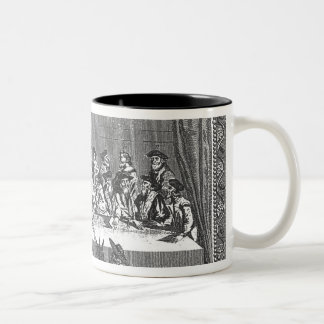 The Candle of Reformation is Lighted' Two-Tone Coffee Mug