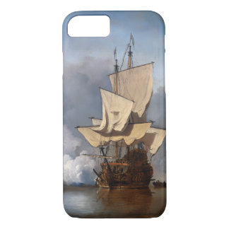 The Cannon Shot Fine Art iPhone 8/7 Case