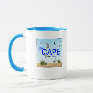 The Cape  (Cape Cod -Massachusetts) Mug