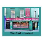 The Cape Irish Pub Postcard