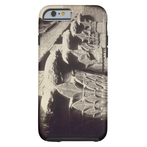 The Capitals of the Portico, Temple of Khnum, Esna iPhone 6 Case