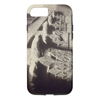 The Capitals of the Portico, Temple of Khnum, Esna iPhone 7 Case