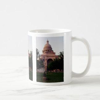 The capitol, Texas, U.S.A. Mug