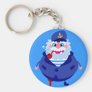 The captain key ring