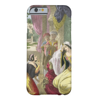 The Captive Hebrew Maid that Waited on Naaman's Wi Barely There iPhone 6 Case