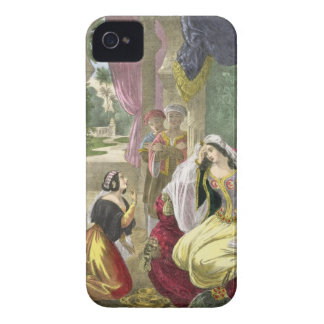 The Captive Hebrew Maid that Waited on Naaman's Wi Case-Mate iPhone 4 Case