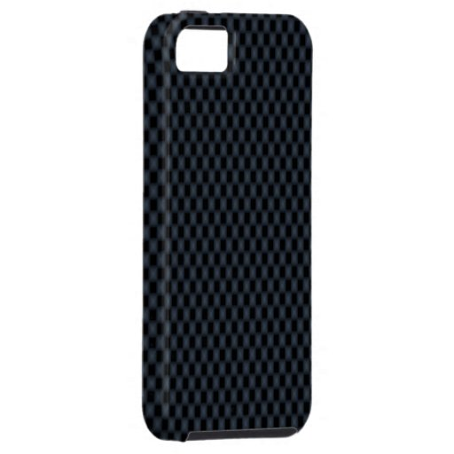 The Carbon Fiber iPhone 5 Covers