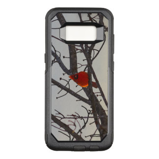 The Cardinal In The Morning OtterBox Commuter Samsung Galaxy S8 Case