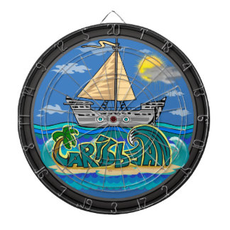 The Caribbean Dart Boards