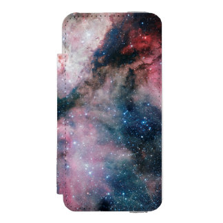 The Carina Nebula imaged by the VLT Survey Telesco Incipio Watson™ iPhone 5 Wallet Case