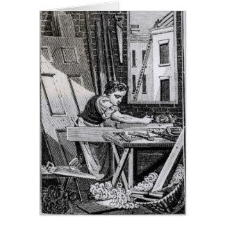 The Carpenter Card