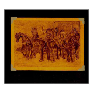 The Carriage Ride Poster