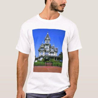 The Carson Mansion in Eureka, California T-Shirt
