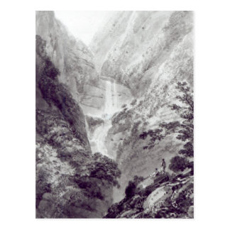 The Cascade of Minzapeezo Postcard