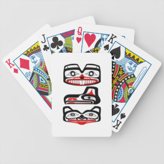 THE CASCADES BEYOND BICYCLE PLAYING CARDS