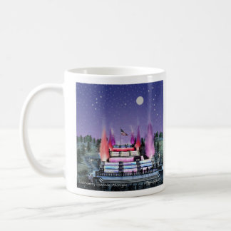 The Cascades Jackson Michigan Coffee Mug