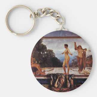 The Case Of Paris,  By Klinger, Max (Best Quality) Key Ring