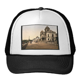 The casino and front of Foncillon Royan France c Hats