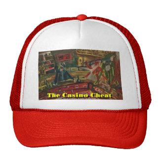 the casino cheat hats
