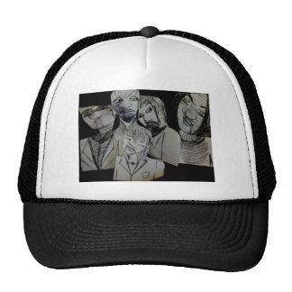 The Casino Mobstas Mesh Hats