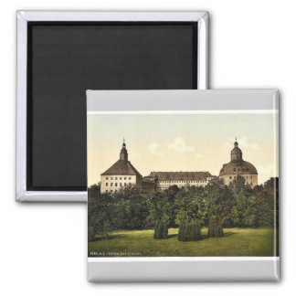 The castle, Gotha, Thuringia, Germany rare Photoch Magnet
