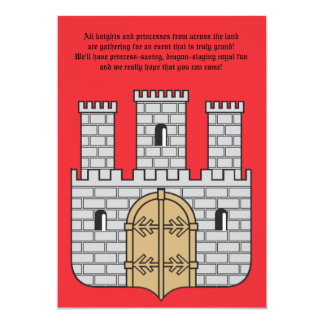 The Castle Invitation