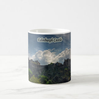 The Castle on the Rock Coffee Mug