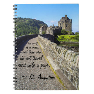 The Castle Path Notebook