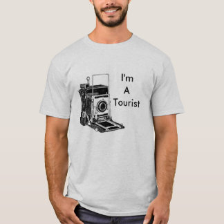 The Casual Traveler T-Shirt
