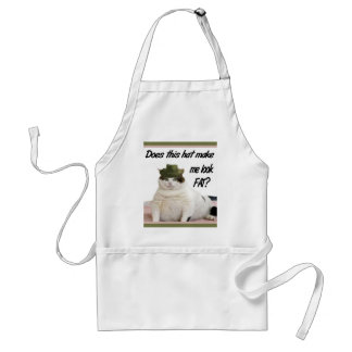 The Cat and the Hat Apron