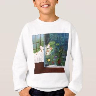 The Cat Aquatic Sweatshirt