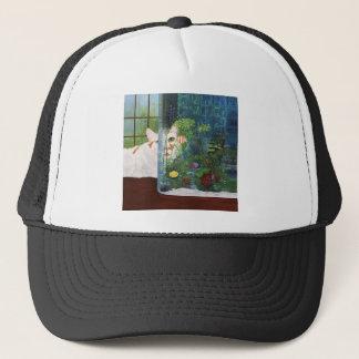 The Cat Aquatic Trucker Hat