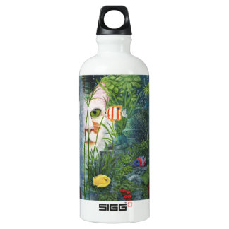 The Cat Aquatic Water Bottle