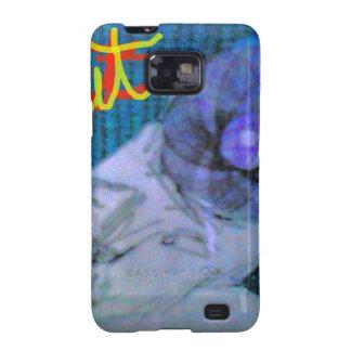The cat samsung galaxy s2 case