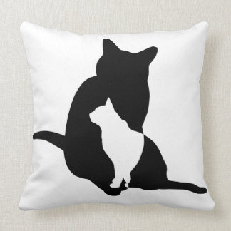 The cat cushion Cat 2 Cushion