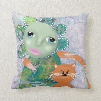 The Cat of My Desire Cushion