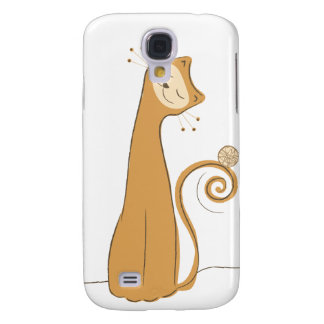 The Cat - Seal Point Galaxy S4 Case