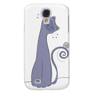 The Cat - Seal Point Samsung Galaxy S4 Case
