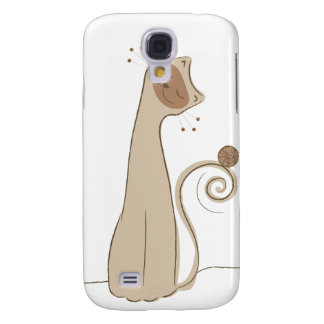 The Cat - Seal Point Samsung Galaxy S4 Cases