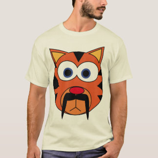 The Cat Stache T-Shirt