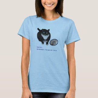 The Cat, version 1 T-Shirt