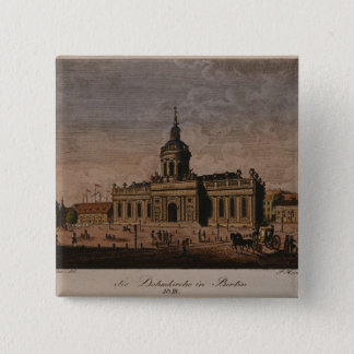The Cathedral, Berlin 15 Cm Square Badge